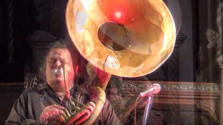 Red Hippo @Todmorden Folk Festival 2015